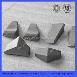 Tungsten carbide shield cutter for pilling equipment