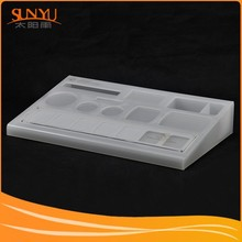 Acrylic cosmetic desktop display. Price good things cheap