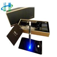 Top quality electronic cigarette starter kit oceanic starter kit winder ego t vv battery included