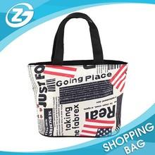 Customized Non-woven Bag for Shopping PP Non-woven Bag