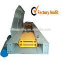 universal de tracción de la máquina de pruebas de cable de acero a la tracción de la máquina de prueba