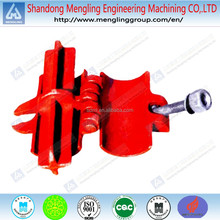 Machining Color Painted Metal Scaffold Coupler