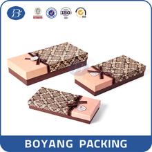 China wholesale Fancy design long gift box
