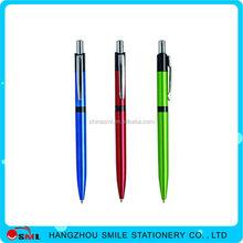 Bright-Colored Dull Polish Ball Pen For Sale