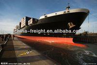 sea cargo from dubai to india