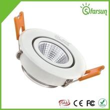 quality 3w 5w waterproof shower light lighting fixture