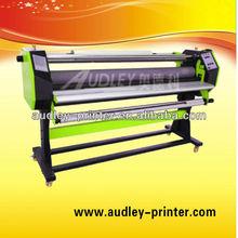 Large format hot laminator, roll laminating machine,one side laminating machine ADL-1600H1