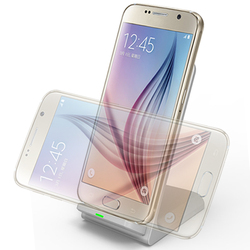 2015 new design unique wireless charger wireless power bank