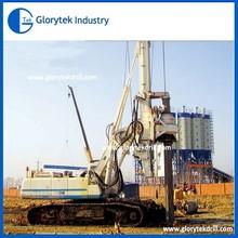 Máquina de construcción Rotary para buena venta