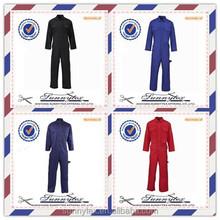 Sunnytex OEM welcome royal blue long sleeve gardener uniform