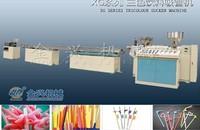 Plastic Straw Machine / Straw Extruder / Pipe Making (capacity 25-40kg/h)