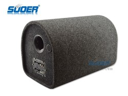 Suoer Tunel Type 10 Inch Subwoofer 24V Woolen Subwoofer With Factory Price