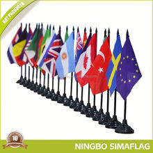 Advanced Germany machines factory directly table size national flag