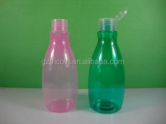 FDA standard pet bottle with mist sprayer or pump sprayer