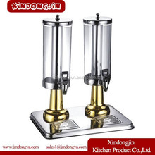 JVD-2B glass cold juice dispenser for sale