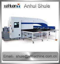 Inclinable Power Press turret punch press VT-300 cnc small punch press