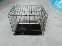 multiple sizes high quality metal wire dog cage dog crate dog kennel