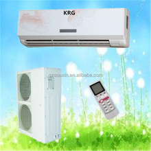 wall split air conditioner, cooling and heating , with gas R22, cheap price good quality by manufacturer