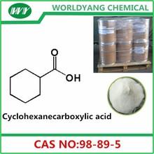 Cyclohexanecarboxylic acid 98-89-5