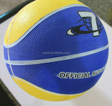 National Junior Basketball official game ball rubber cover