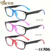 Custom Plastic wayfarer Reading Glasses 2015 Cheap Eyeglasses Optical Frames Reading Glass