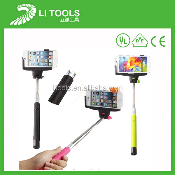 user friendly selfie stick private label wired with tripod buy selfie stick private label. Black Bedroom Furniture Sets. Home Design Ideas
