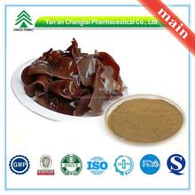Hot Sale GMP Certificate 100% Pure Natural Black fungus etxract