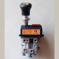 cab gas control valve, hydraulic system parts