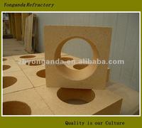 used high alumina burner bricks for sale