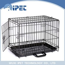 Ipet heavy duty bottom wire grid mesh pet cage