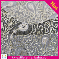 sequin ribbon work hand embroidery designs fabric