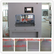 PVC,APET clear square box folding and gluing machine