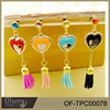 New product fashion 3.5mm dust plug for mobile phone jewelry in miami