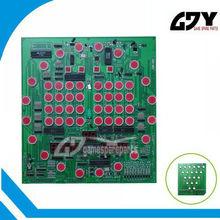 De alta calidad 3/4/5/6/bolas de perlas orientales chino arcade juego de bingo de la máquina de pinball kits de piezas