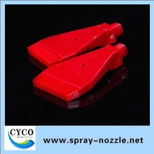 316SS/PP/ABS/ALUMINUM WIND JETTING NOZZLE