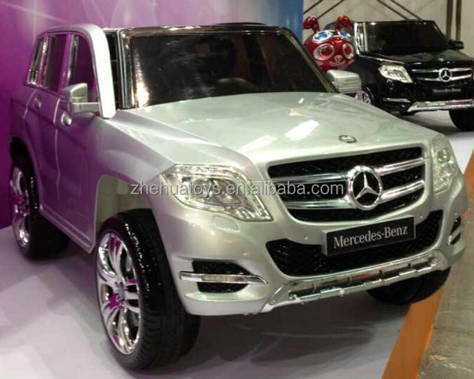 Electric ride on car mercedes benz glk300 for kids 12v for Mercedes benz electric car for kids