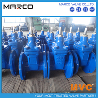 China supplier and manufacturer for general industrial purpose wholesale gate valve with drawing/price/weight
