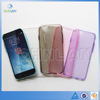 Very flexible and soft hand feeling 0.6mm gel tpu case ultra slim case for iphone 6
