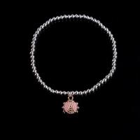 DIY Jewelry Accessories 3mm Balls Elastic Animal European Charm Bracelet