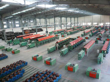CO2 gas shielded welding wire drawing production line