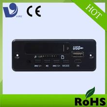 vire hot sale customized usb mp3 pcba audio amplifier