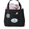 Eco Friendly Cheap Customised Black Utility Polyester Canvas Tote Bag
