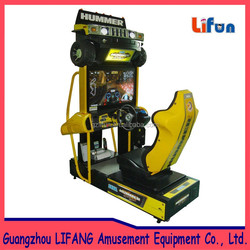 factory price good quality new design game machine car racing game
