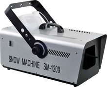 1500w DMX512 Snow Making Machine for Sale