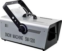 1500w DMX512 Snow Making Machine for Sale