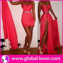 Adult Lady Girls Party Dress