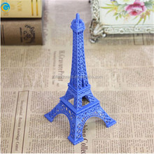 High Quality Embroidered Eiffel Tower Franch Paris Iron on Embroidery Patch Applique