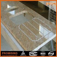 Reasonable Price Make To Order Chiselled Formica Countertop