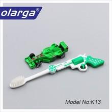 BPA free / baby blendale training toothbrush /crocs kids / toys / kids toothbrush / kid infantil