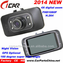 HD1080P mini spy camera G-sensor HDMI ir digital camera GPS optional